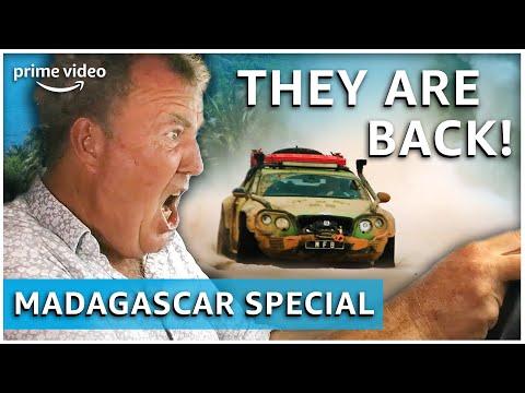 The Grand Tour Madagascar Trailer | Amazon Prime Video NL