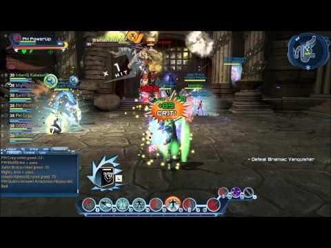 DCUO Pinoy Pride: Themyscira - Gates of Tartarus