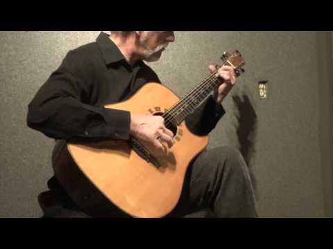 Demo of Somogyi Guitar for sale