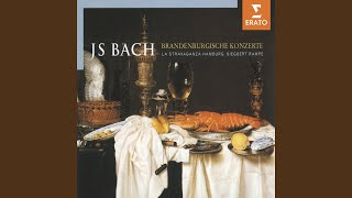 Brandenburgische Konzerte Nr.1-6 BWV 1046-1051, Konzert Nr.4 G-dur BWV 1049: II. Andante