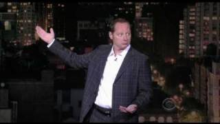 Steve Mazan on Late Show with David Letterman.mov