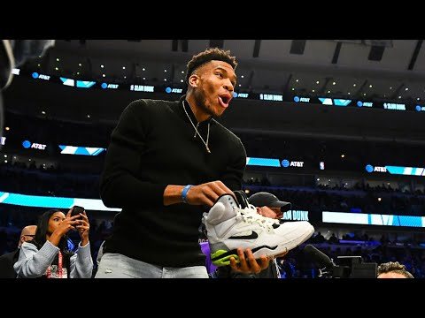 All Access: NBA All-Star Weekend Extra with Giannis Antetokounmpo, Khris Middleton & Pat Connaughton