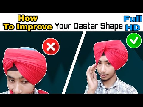 dastar-tips-for-shape-improve-||-by-babbu-birdi-||-mp4-full-hd