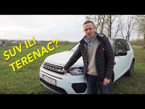 Hoćemo terenac! Land Rover Discovery Sport - testirao Juraj Šebalj