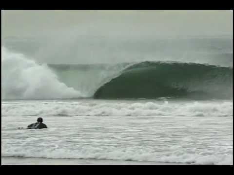 Surfing Coronado, a hallow barreling day. Swell Tales episode #14