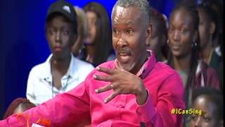 Judge IAN MBUGUA shocked on I CAN SING (PT 1)