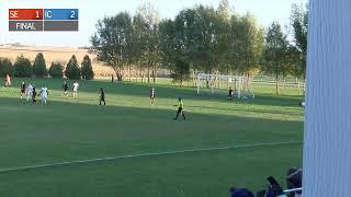 Iowa Central Soccer vs Southeastern 10/22/19