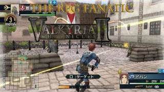RPG Fanatic : Valkyria Chronicles II PSP Video Game Review