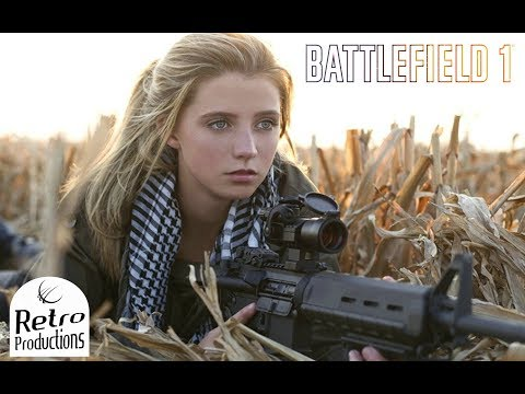 Let's Stream: Battlefield 1 with girl-soldiers                  LIVE RAW and UNCUT