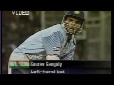 1999 *HIGH VOLTAGE* PEPSI CUP FINAL!! PAKISTAN vs INDIA | Bengaluru