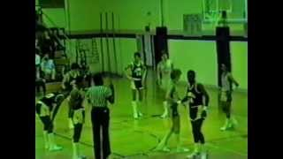 Airport High School Basketball 12/16/83 2nd Half