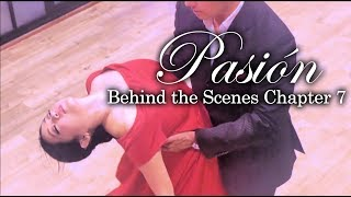 Por una Cabeza Behind The Scenes (How I Learned to Dance Tango)