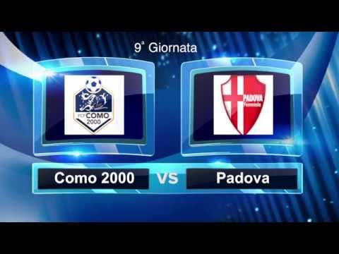 Highlights Como 2000 - Padova