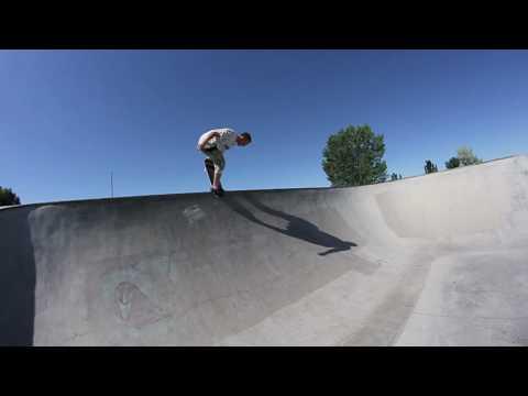 Jayson Johnson - Hobo Skate Co. @ American Fork, Utah