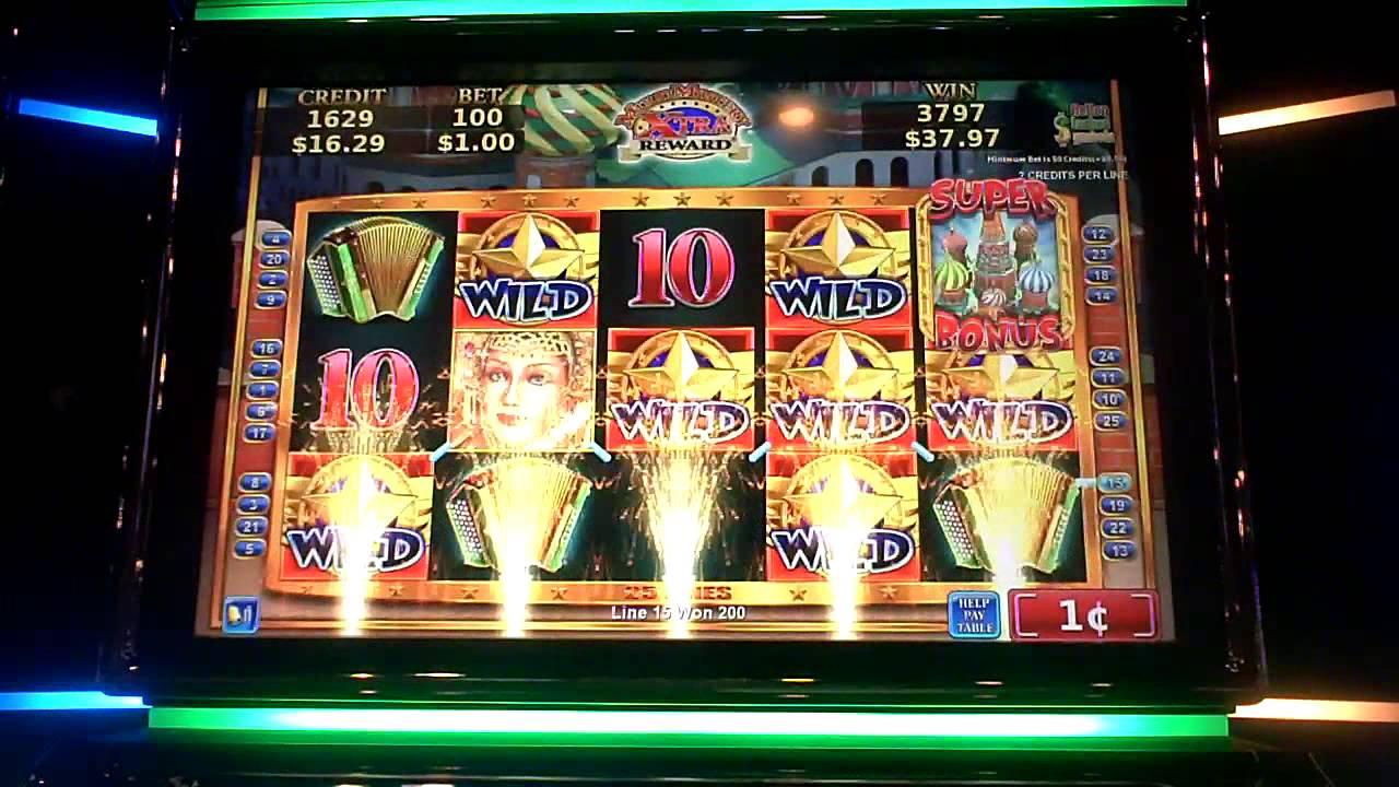 5 treasures slot machine max bets 2916 slot