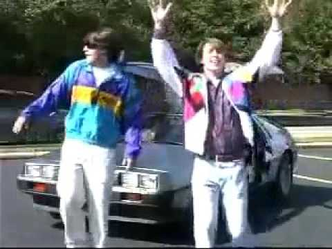 MC Miker G & DJ Sven - Holiday Rap  (1986)