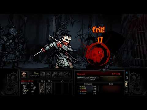 Darkest Dungeon Crimson Court DLC - Part 3 - The Courtyard