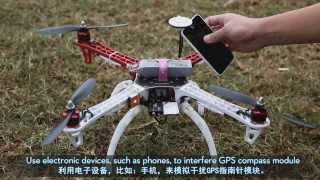DJI Naza-M V2-Compass Calibration&Basic Calibration&Advanced Calibration