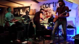 Verderame - lucio Battisti Tribute Se la mia pelle vuoi Live in Cortile Cafè Bologna 23 11 2014