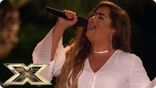 Diane Warren pays Scarlett the ultimate compliment | Judges' Houses | The X Factor UK 2018