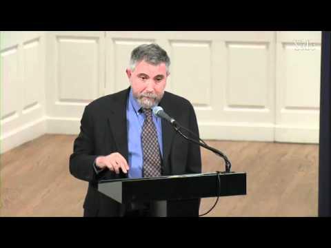 An Economy Under Siege, Paul Krugman