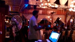 Santhoshakke song @ Black pearl