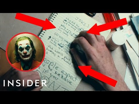 Everything You Missed In The First 'Joker' Trailer