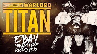 Rescuing a Warlord Titan