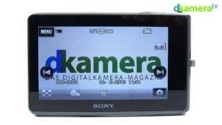 Sony Cyber shot DSC-TX30 Test (7/7): Fazit