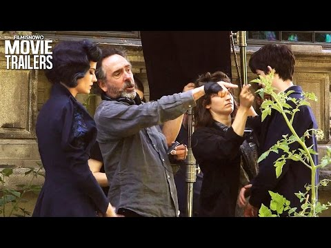Miss Peregrine's Home for Peculiar Children | Set Visit with Ransom Riggs