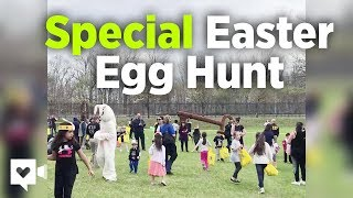 Beeping Eggs Take Easter Egg Hunts To Next Level | Humankind