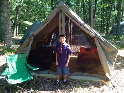 Webelos Camp - Camp Carlen @ Owasippe Scout Reservation