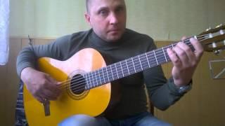 Уроки гитары.ДДТ-Метель
