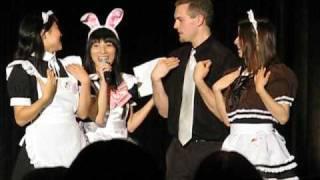 vuclip Reni Mimura - Moe Moe Dance at  NYAF 09 Masquerade