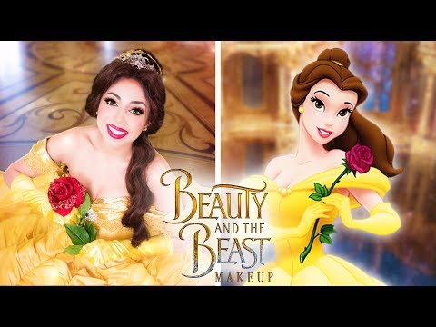 Beauty and the Beast BELLE Makeup! | Charisma Star