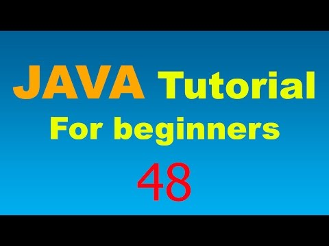 java-tutorial-for-beginners---48---write-to-a-text-file