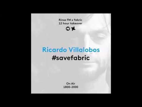 Ricardo Villalobos - #SaveFabric, Rinse FM Podcast  (3rd September 2016)