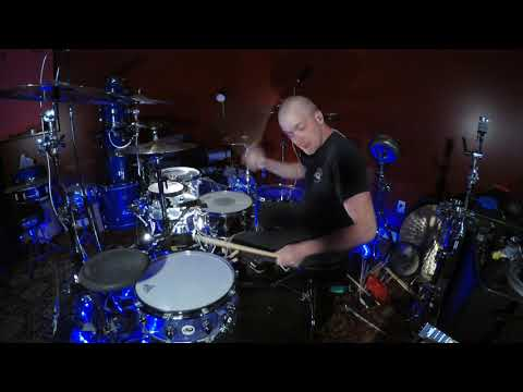 Blink-182 - Dark Side - (drum Cover)