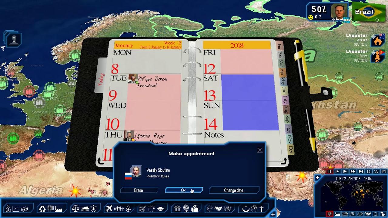 geopolitical simulator 4 download tradução