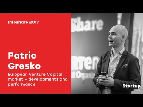 Patric Gresko (EIF): European Venture Capital market – devel
