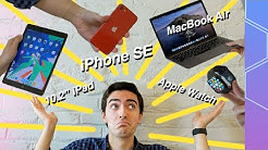 """The Cheapest BRAND NEW Apple Ecosystem! iPhone SE, 10.2"""" iPad, MacBook Air 2020!"""