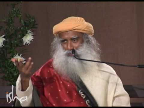 The Human Hands are a Powerful Tool. Sadhguru