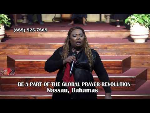 Prophetess Mattie Nottage.Prayer for Supernatural Breakthrough and Healing