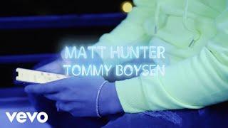 Matt Hunter, Tommy Boysen - Una Vez Más 💔 (Lyric Video)