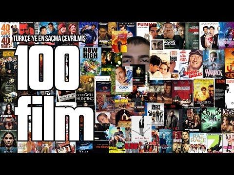 Türkçe'ye En Saçma Çevrilmiş 100 Film İsmi