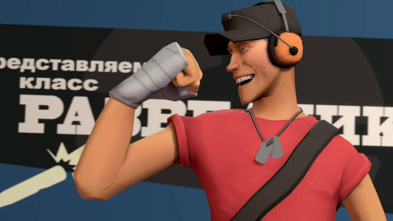 meet the engineer tf2 wiki scout