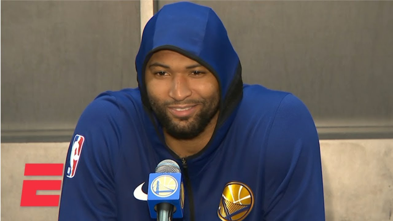 DeMarcus Cousins 'felt like a kid on Christmas' in Warriors debut | NBA Sound