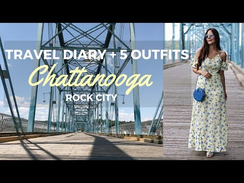 Chattanooga- Travel Diary | Rock City, Ruby falls +5 outfits