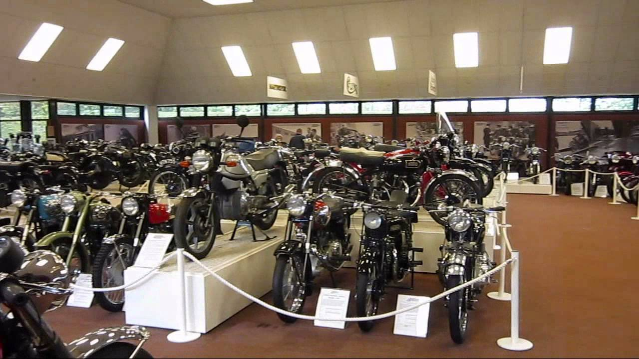 Barber Motorsports Park >> UK National Motorcycle Museum - YouTube