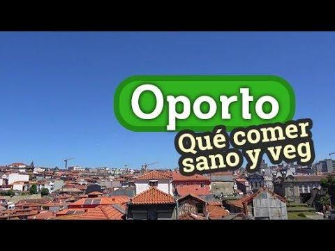 Planet Veg: Oporto (qué comer en Oporto sano y veg) 4K